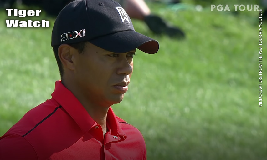 Tiger Woods wins 2012 Memorial