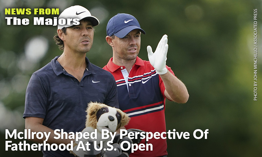 Rory McIlroyRory McIlroy at the 2020 U.S. Open